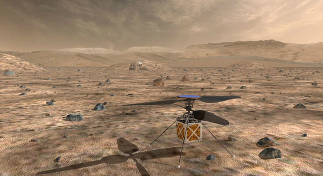 Yes, NASA Is Actually Sending a Helicopter to Mars: Heres What It Will Do