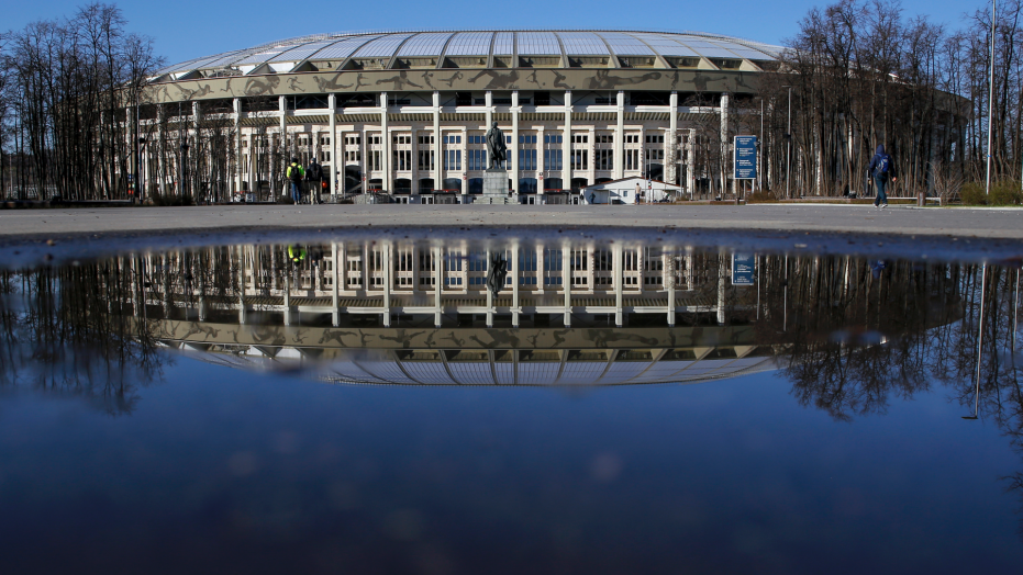 WORLD CUP: Moscow a vast and varied destination