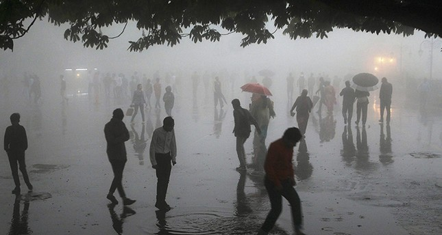 Powerful storms kill at least 40 across northern India