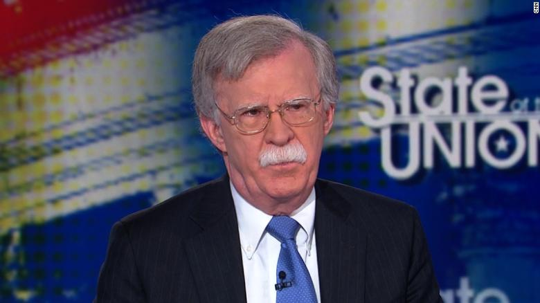 John Bolton says North Korea has prospect to become a normal nation