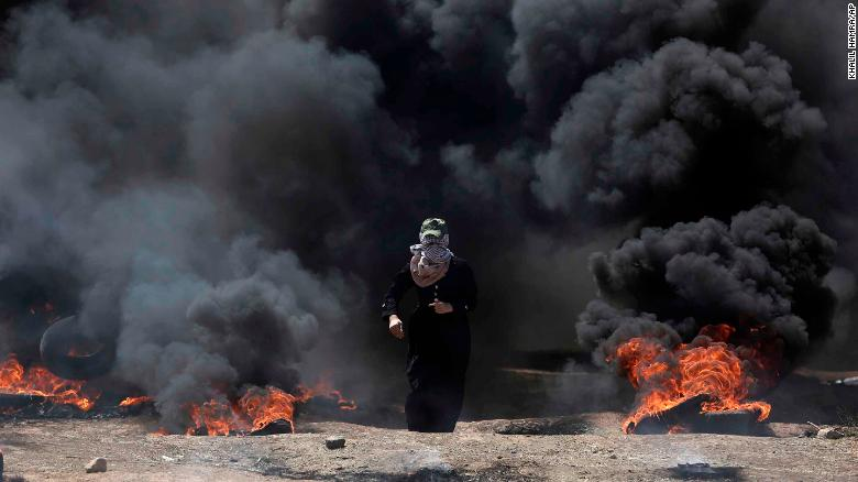 37 Palestinians killed in Gaza protests ahead of US Embassy opening