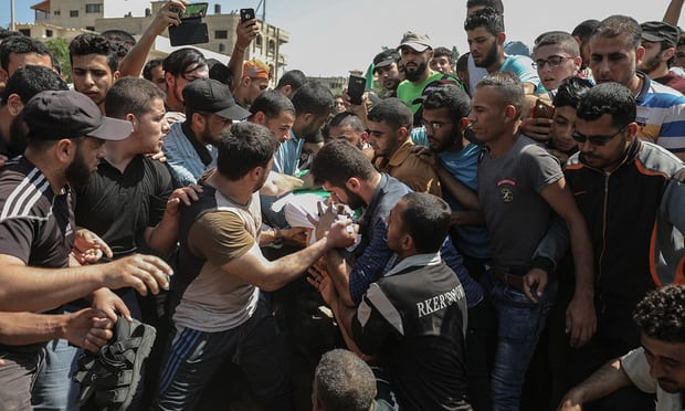 Global protests grow after Israeli killing of Palestinian protesters