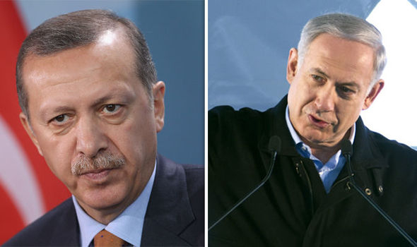 Diplomatic WAR escalates as Turkey and Israel EXPEL ambassadors following Twitter spat