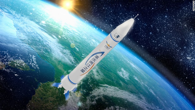Chinas private space sector ready for liftoff
