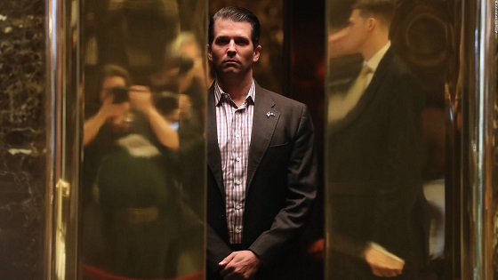 Trump Jr called blocked number before and after Trump Tower meeting. Who was it?