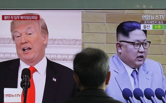 Donald Trump on North Korea summit: Kim should make deal (or face regime change)