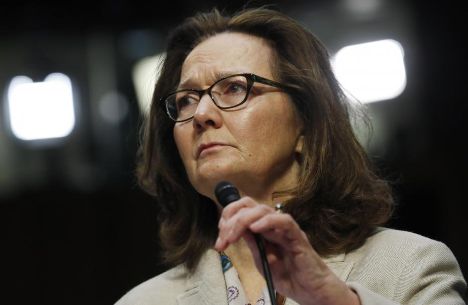 U.S. Senate confirms Haspel to be first woman CIA director