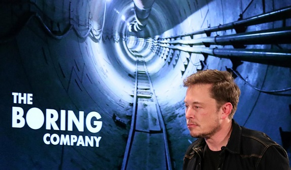 Elon Musk brings high-tech charm offensive to Los Angeles tunnel plan