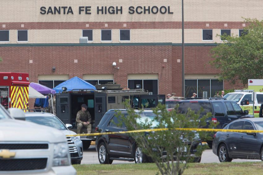 At least 10 people killed in Texas high school shooting, suspect in custody