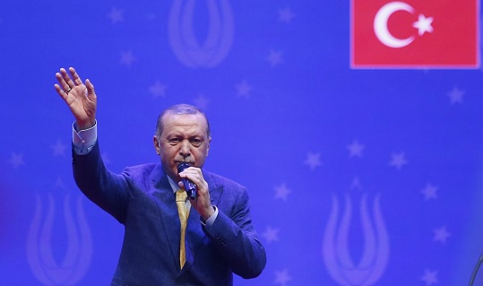 Turkeys Erdogan seeks votes in Bosnia after ban on campaigning elsewhere