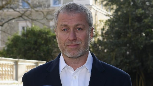 Russian billionaire Abramovich runs into UK visa issues