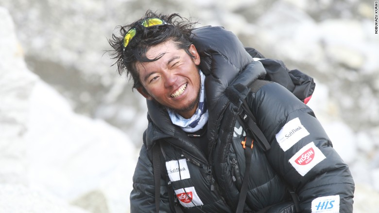Japanese climber Nobukazu Kuriki dies on eighth Everest attempt