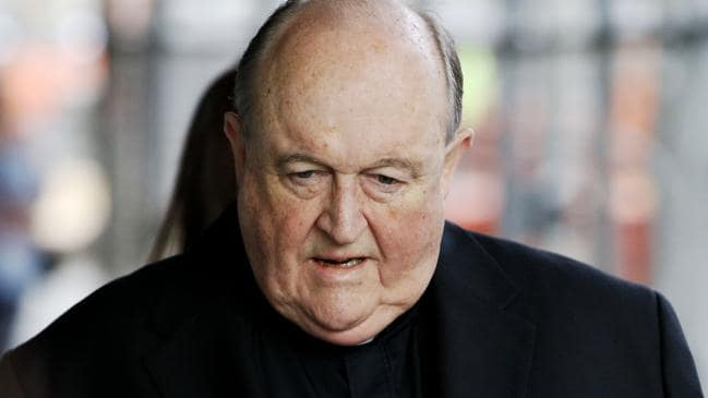 Australian Archbishop Found Guilty In Cover-Up Of Child Sex Abuse