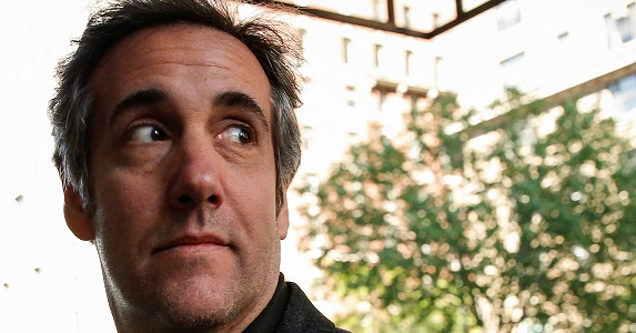 The Onion Mocks Michael Cohen With His Own Cease-And-Desist Note