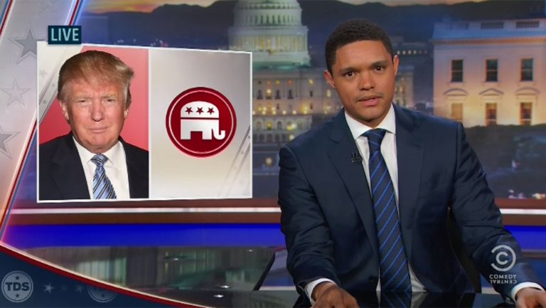 Trevor Noah Reveals The Question He'd Ask Trump That No Else Has Dared To