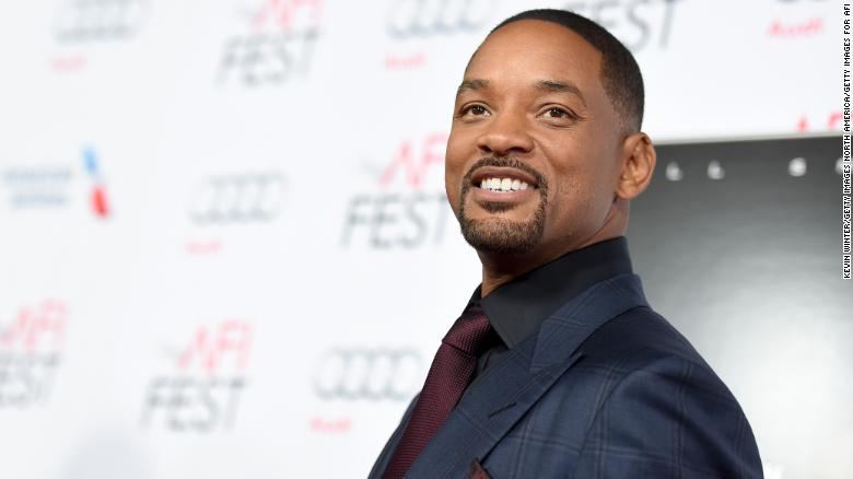 Will Smith teases official World Cup song