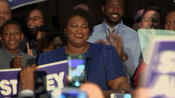 Stacey Abrams wins Democratic primary in Georgia. She could become the nations first black woman governor.