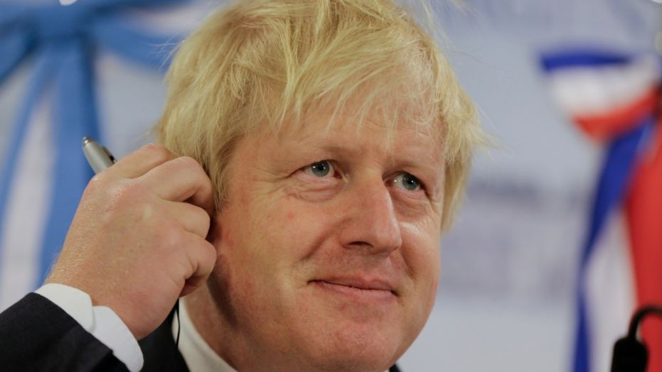 Boris Johnson gets pranked by Russian callers pretending to be Armenian prime minister