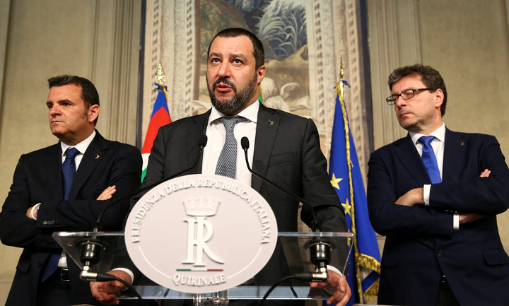 Italy is on track to have one of the most radical governments in all of Europe