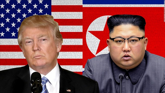 Trump cancels summit in letter to Kim Jong Un