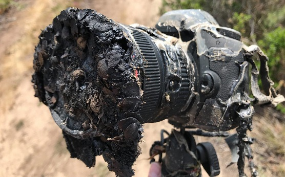 This NASA Camera Melted During a SpaceX Rocket Launch, But the Photos Survived!