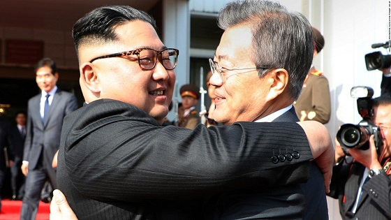 North and South Korean leaders meet again