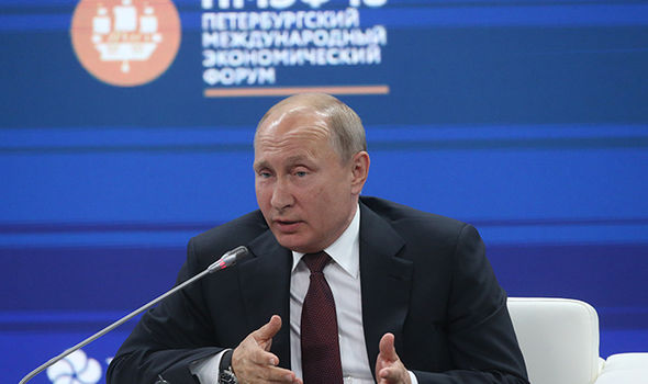 Worse than ever seen before - Vladimir Putin in STARK warning of MAJOR financial CRISIS