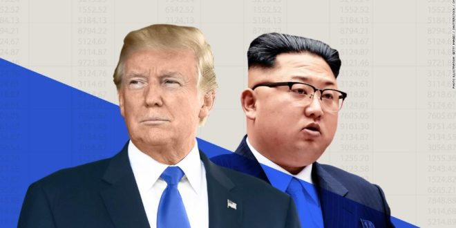 US delegation travels to North Korea for potential summit preparation