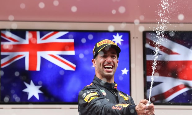 Daniel Ricciardo keeps cool in stricken car to win Monaco Grand Prix