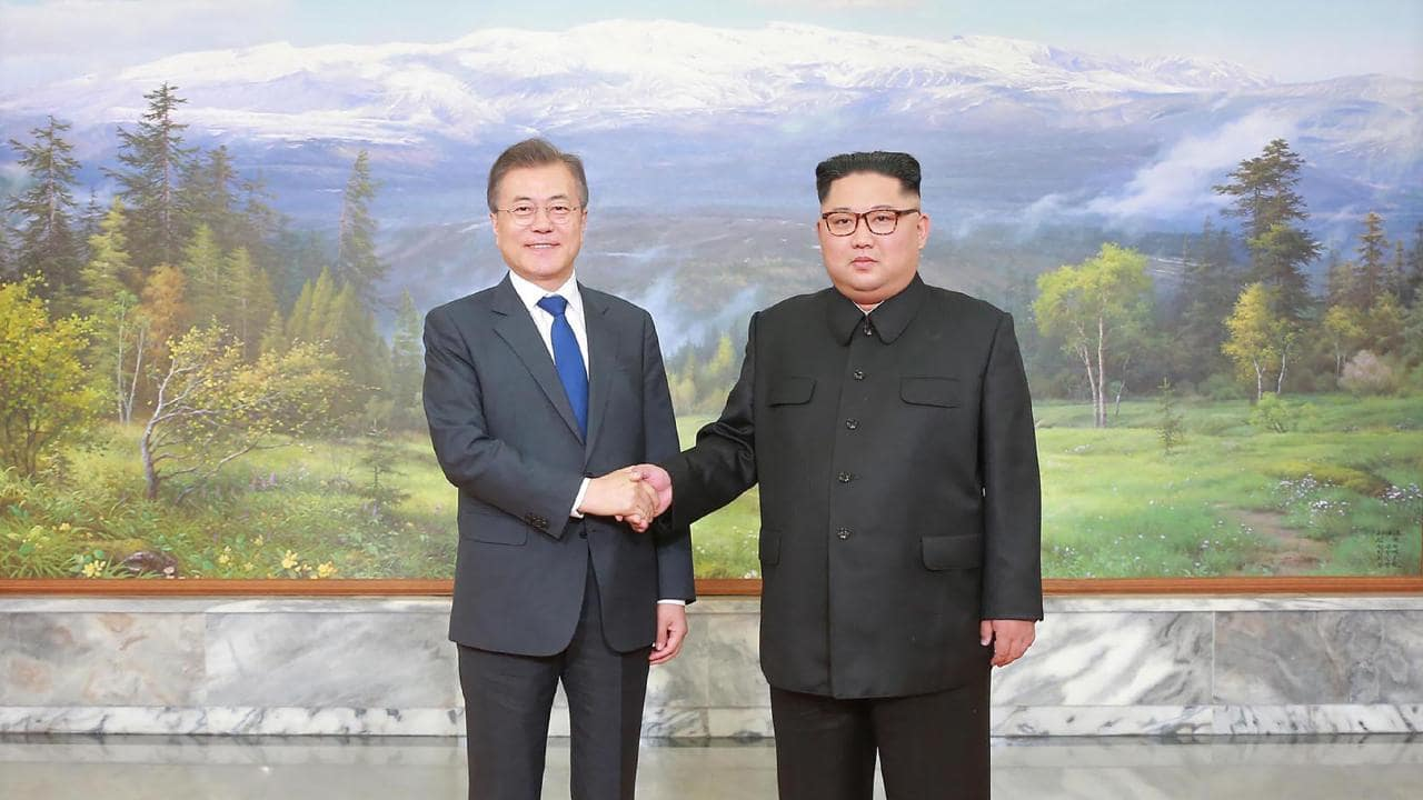 North Korea-US summit on track, says Moon, after candid talks with friend Kim Jong-un