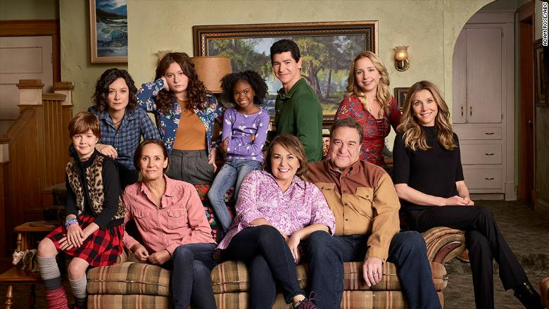 ABC cancels Roseanne after stars racist Twitter rant