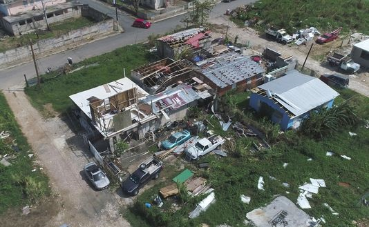 Hurricane Maria killed more than 4,600 people, not 64. That's more than 70 times the official estimate.