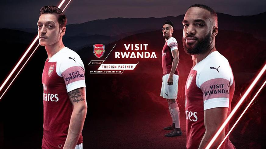 Rwanda defends $39 million sponsorship deal with Arsenal