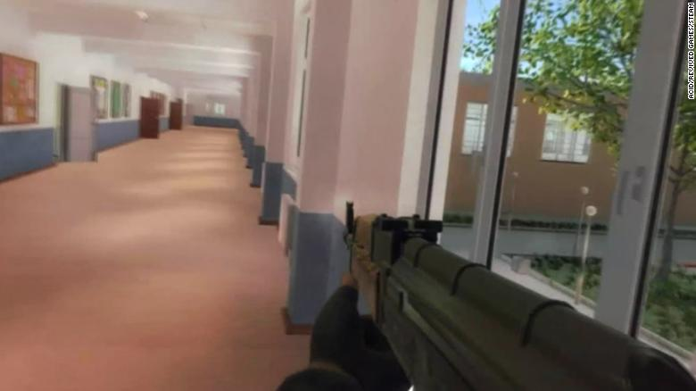 Active Shooter video game is pulled from Steam gaming platform after backlash from shooting survivors