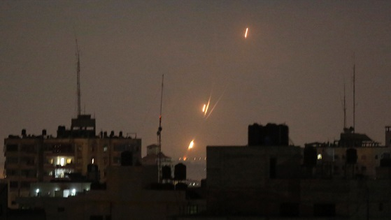 Gazas Hamas rulers say cease-fire reached with Israel