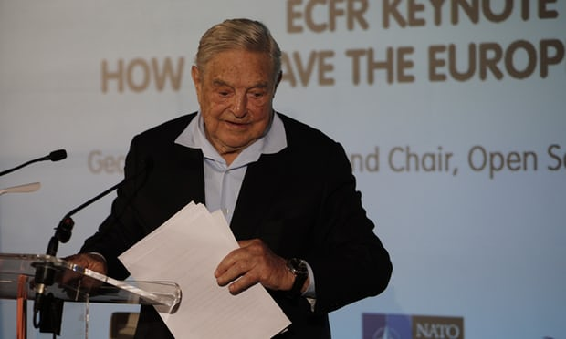 Soros-backed campaign to push for new Brexit vote within a year