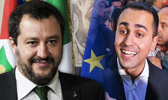 ITALY LATEST: Populists say breakthrough coalition deal has been AGREED - Weve done it!