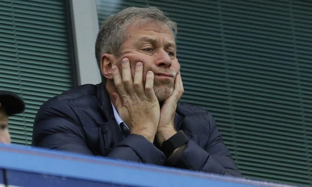 Roman Abramovich shelves £1bn Chelsea stadium after visa delays