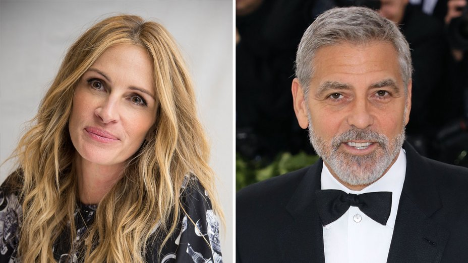 Julia Roberts to Present AFI Life Achievement Award to George Clooney