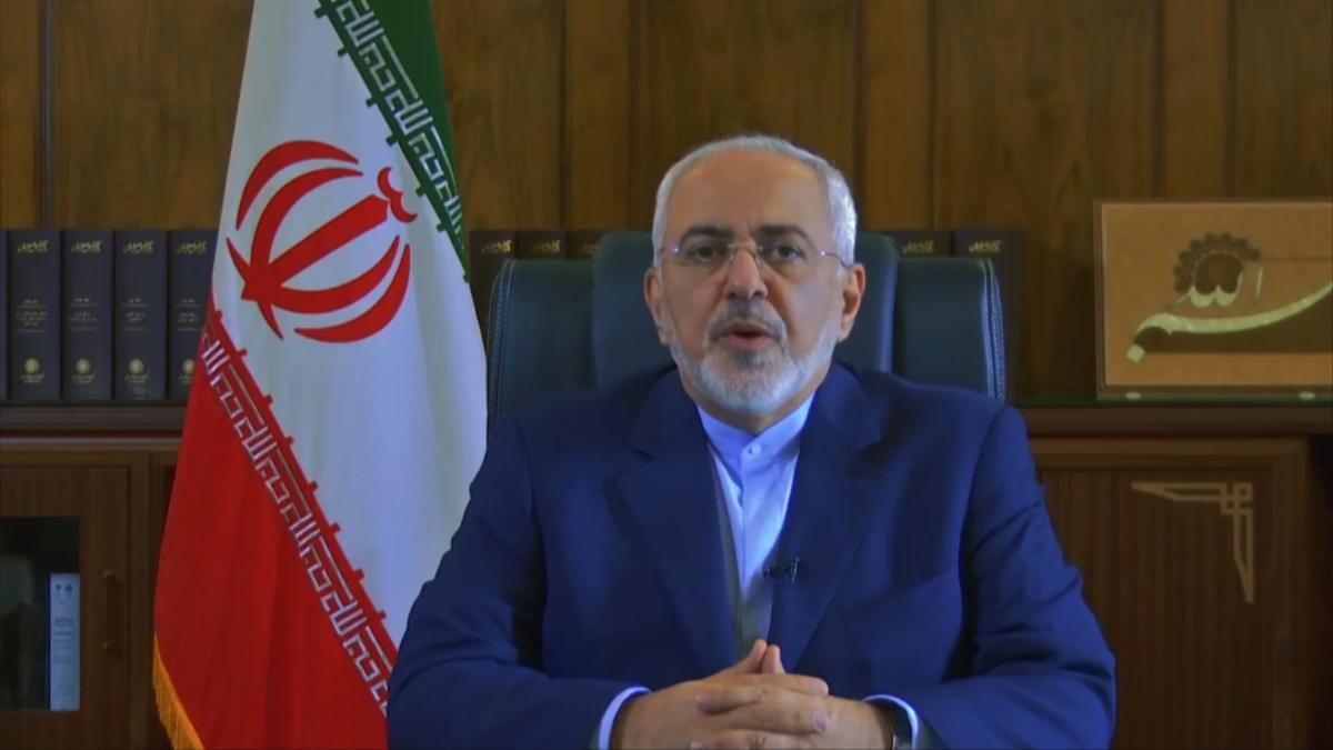 Iran will not 'renegotiate or add onto' the nuclear deal, foreign minister says