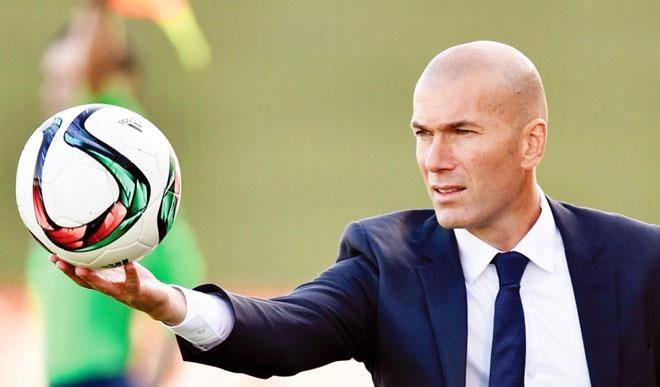 Zidane steps down as Real Madrid head coach in shock announcement
