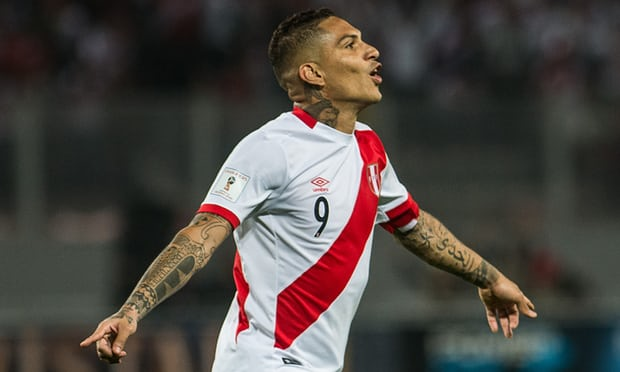 Paolo Guerrero cleared to play at World Cup for Peru after doping ban frozen