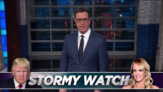Stephen Colbert Mocks Giuliani's Fox News Interview: 'Rudy, You're Not Helping!'