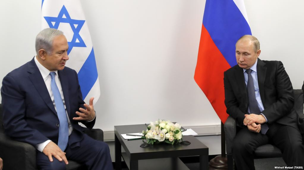 Israeli PM to visit Moscow for talks on Mideast developments
