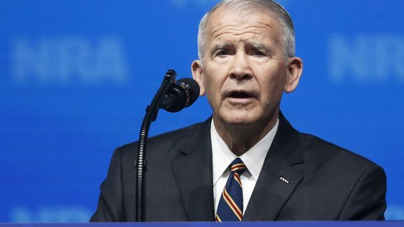 Oliver North poised to become next National Rifle Association president