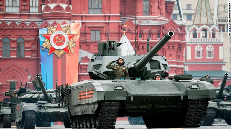 Weapons to watch in Russias Victory Day parade
