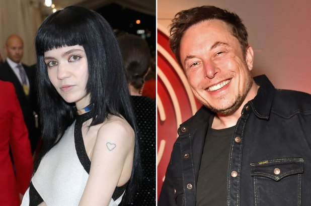 Elon Musk quietly dating musician Grimes