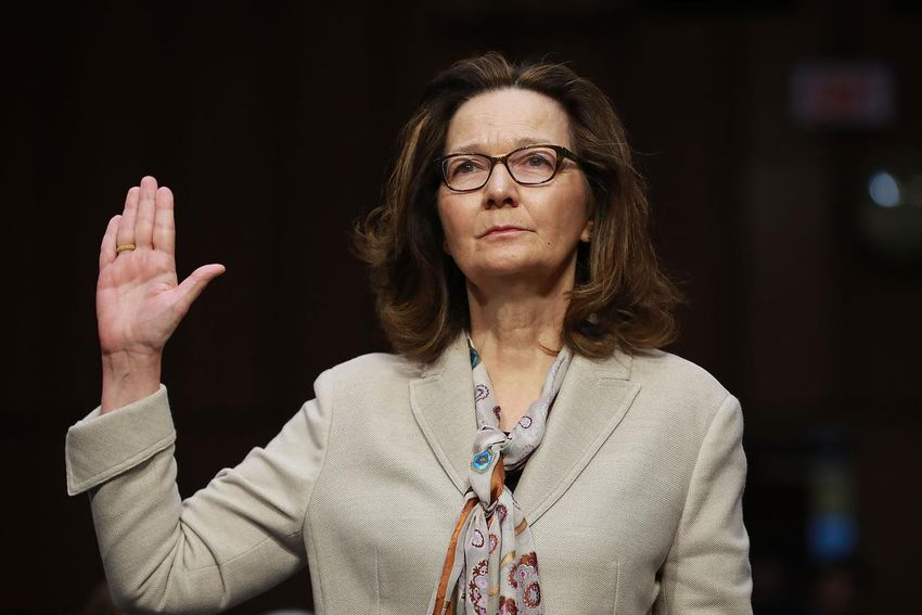 CIA nominee Gina Haspel says 'tough lessons' learned from interrogation