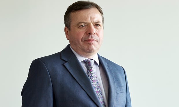 Arron Banks 'met with Russian officials multiple times before Brexit vote'