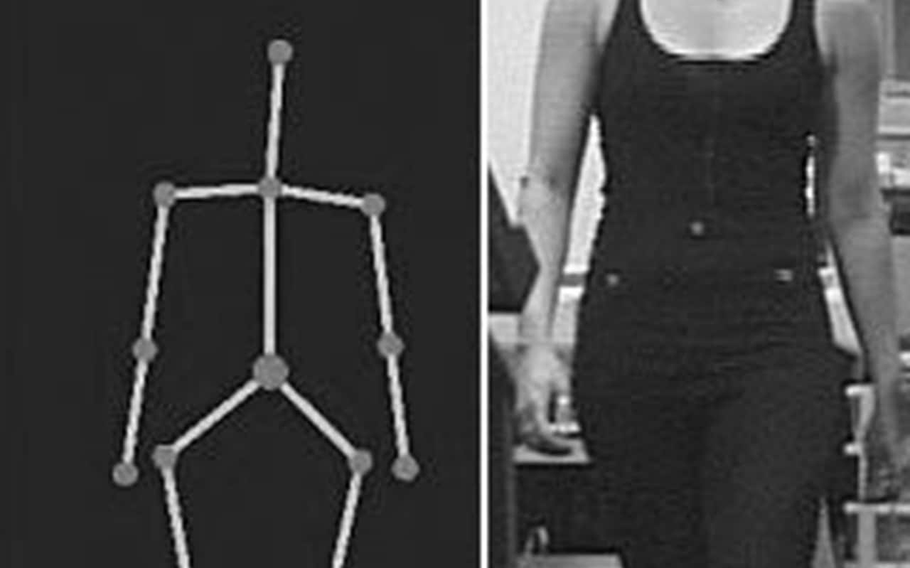 A sexy walk is as important to a womans attractiveness as her body shape, British study claims